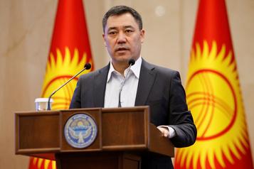 Kirghizstan L'élection présidentielle prévue le 10janvier)