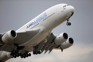 Corruption: Airbus a conclu un accord pour éviter des poursuites
