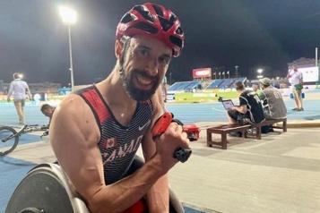 GrandPrix de para-athlétisme Encore victorieux, Brent Lakatos est surpris de sa forme)