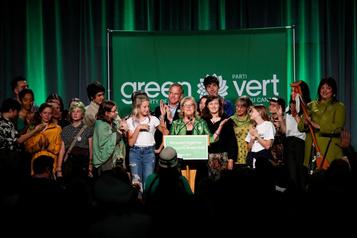 Les verts ont besoin d'une «machine électorale»