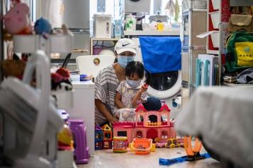 Crise politique et pandémie: forte progression de la pauvreté à HongKong)
