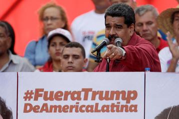 Venezuela: Maduro «prêt» à discuter avec Trump)