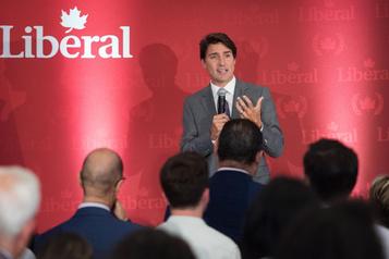 Justin Trudeau se pose en rempart contre le populisme