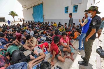 267 migrants secourus en mer par la Tunisie)