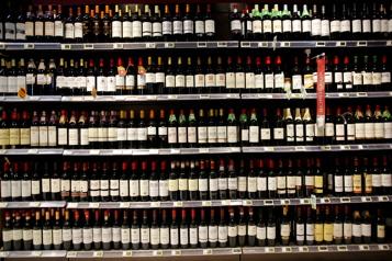La production française de vin devrait chuter de 29%)