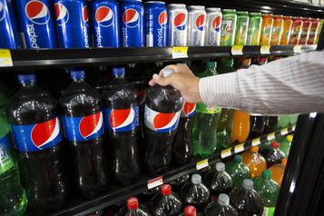 Les ventes de boissons de PepsiCo rebondissent en Amérique du Nord)