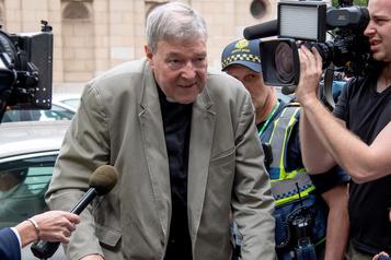 Pédophilie: la justice se prononce sur l'appel du cardinal Pell