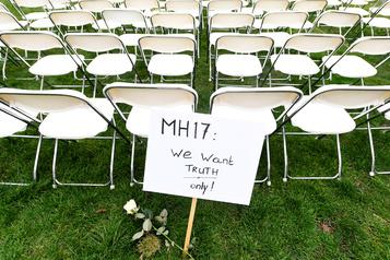Vol?MH17 L'Australie et les Pays-Bas condamnent le retrait de la Russie des consultations)