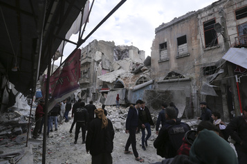 Syrie: au moins 39 combattants tués dans d'intenses affrontements à Idleb