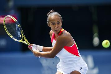 Leylah Fernandez s'inspire de «petits grands» athlètes)