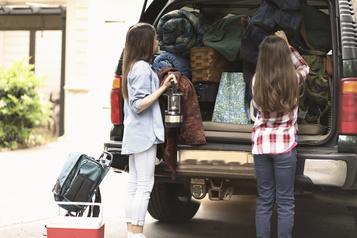 Le voyage en famille, vu par les blogues)