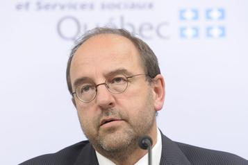 Alain Poirier dirigera la santé publique en Estrie