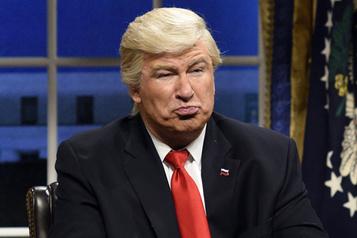 Donald Trump, objet humoristique universel)