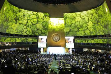 Urgence climatique: «Nous avons assez parlé»