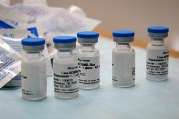 COVID-19 La Russie soumet son vaccin pour préqualification à l'OMS)