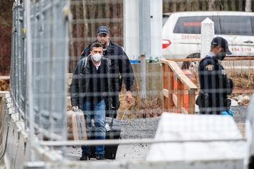 Frontière: une demi-douzaine de migrants ont été refoulés en deux semaines