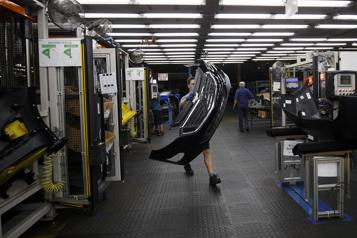Recul de 1,6% des ventes des fabricants en février)