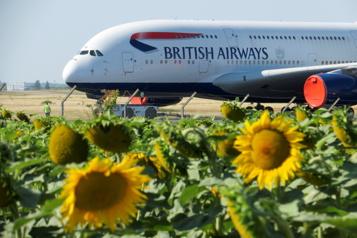 British Airways renonce à créer une filiale spécialisée dans les vols courts)