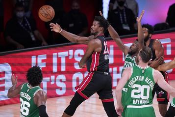 Finale de l'Est dans la NBA Le Heat doit connaître un meilleur départ face aux Celtics)