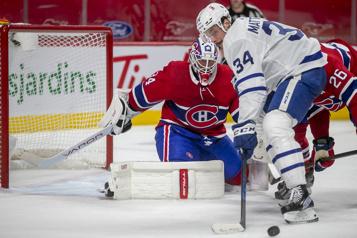 Maple Leafs-Canadien Auston Matthews?: ??Ce sera du hockey de séries éliminatoires?? )