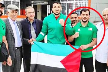 Jeux olympiques Un judoka algérien «fier» d'avoir boycotté un adversaire israélien)