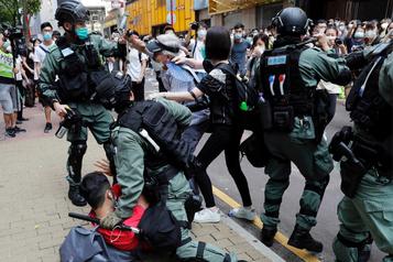Manifestations prodémocratie: Pékin adopte une loi sur la sécuriténationale)