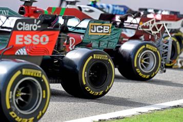 Formule 1 En piste!)