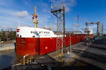 L'industrie maritime en eaux calmes