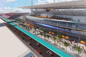 F1: Feu vert au GP de Miami, mais pas de circuit urbain