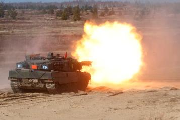 L'UE veut une force militaire pour réagir vite aux crises)