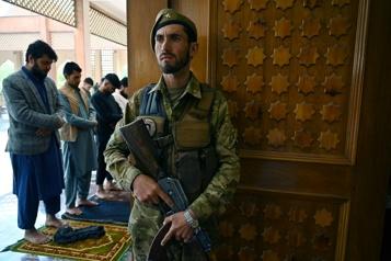 Afghanistan Attentat dans une mosquée, au deuxième jour du cessez-le-feu)