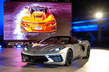 Essai routier  Chevrolet CorvetteC8 décapotable : le rêve d'un homme)