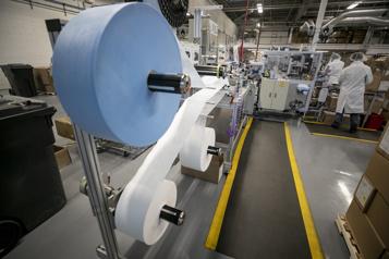 Respirateurs et masques chirurgicaux Ottawa investit 29millions dans une usine montréalaise de Medicom)