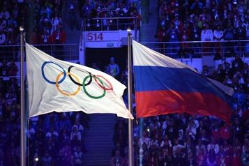 Dopage: la Russie exclue pour quatre ans des Jeux olympiques