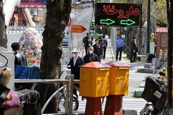 COVID-19: le bilan franchit les 4000 morts en Iran, mais baisse des cas détectés