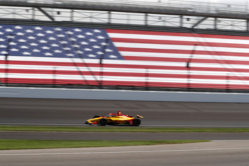 Indy 500: Andretti donne le ton en qualifications)