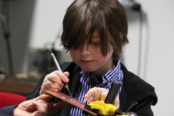 Laurent Simons, petit surdoué bientôt diplômé à 9 ans
