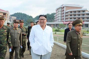 La Corée du Nord propose la reprise du dialogue et tire deux «projectiles»