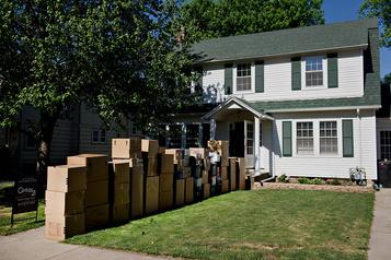 Les ventes de logements existants au plus haut depuis 2006 aux États-Unis)