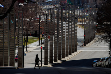 La COVID-19 a ralenti la pollution de l'air dans les grandes villes canadiennes)