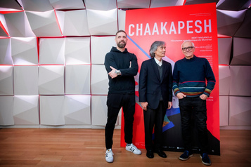 Chaakapesh: quand la réconciliation passe par lamusique