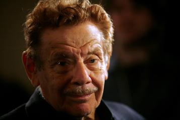 L'acteur Jerry Stiller meurt à 92 ans)