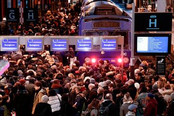 La Presse en France: Paris au temps de la grève destransports