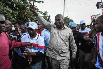 Tanzanie Le chef de l'opposition arrêté et accusé de «terrorisme»)