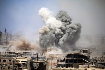 Dix ans de guerre en Syrie et pas de paix en vue)