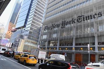 Meredith Kopit Levien deviendra PDG du New York Times)