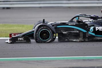Grand Prix des 70ans de la F1: encore une histoire de pneus?)