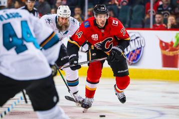 Flames: Travis Hamonic renonce aux séries)