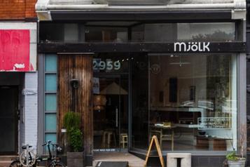 L'histoire de famille de Mjölk