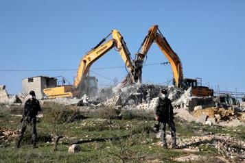 Appel de 442 parlementaires européens contre la colonisation israélienne)